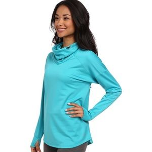 NIKE Relay Running Pullover Mid weight Top Sz M